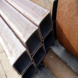 40x80 rectangular carbon steel pipe