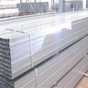 1 inch galvanized steel rectangular pipe