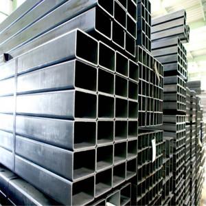 50x100 mm schedule 40 rectangular steel pipe