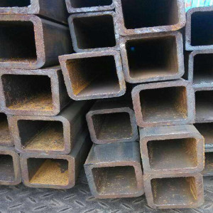 Heavy industry machinery hot selling 20 inch carbon steel square/rectangular pipe