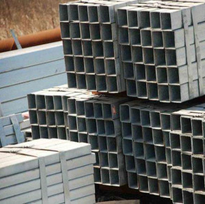 Hot dipped Galvanized steel pipe/rectangular steel pipe tube 20 mm diameter 1034