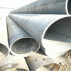 hot rolled large diameter steel pipe for structure use