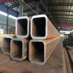 40x60 rectangular carbon mild steel tube square pipe