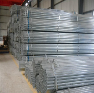 ASTM A795 galvanized steel pipe