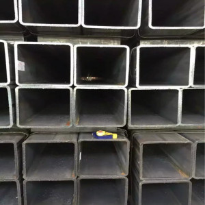 BS 1387 rectangular pipes/rectangular tube steel dimensions