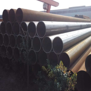 EN10217.1 ERW steel pipe