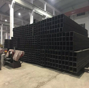 100*100 square steel pipe seamless