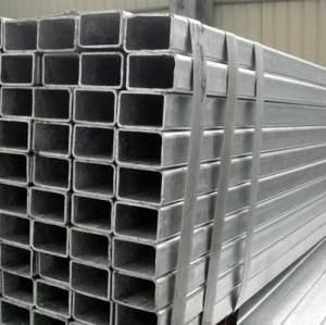 20*30 rectangular sizes Gi square steel pipe