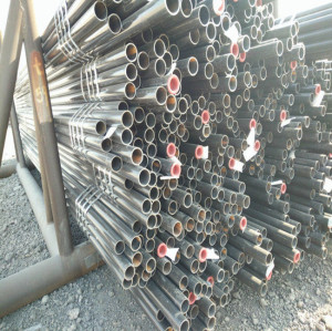 DIN l7175 st35.8 seamless carbon steel pipe