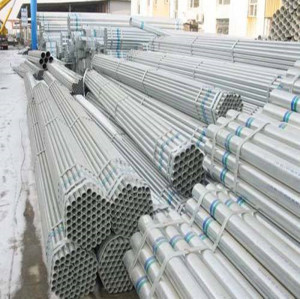 schedule 20 galvanized carbon steel pipe for greenhouse frame