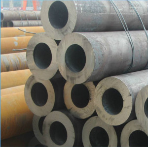 ST 42 Hot Rolled Low Carbon Steel Pipe
