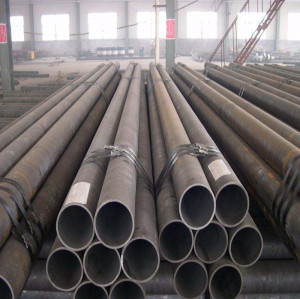 ASTM A500 Gr.A SCH40 DN80 carbon steel pipe