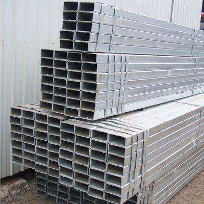 rectangular 40x40 gi square steel pipe