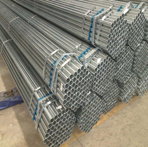 8 inch A106 galvanized carbon steel pipe price