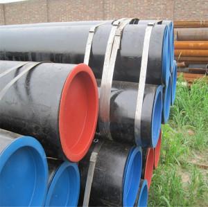 API 5L GR.B large diameter seamless thin wall steel pipe