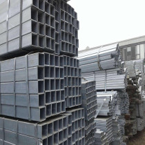 100x100mm Galvanized hollow section rectangular and square steel pipe/tube