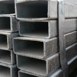 pre galvanized square steel pipe/Manufacturer pre galvanized tubing/The low price