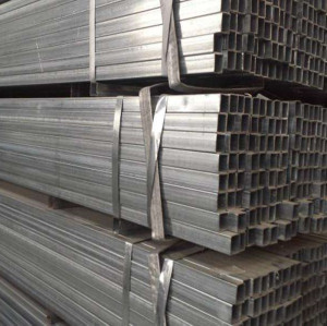 ASTM A210 Gr.A1 hot dipped square galvanized steel pipe