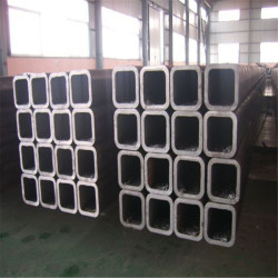 20*20 gi square pipe erw rectangular steel pipes for building material
