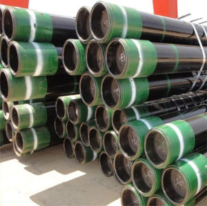 Manufacturing API 5CT series seamless steel pipe for gas and oil