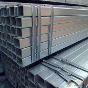 galvanized square rectangular steel pipe/tube