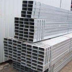 60x60 manufacturer galvanized square steel pipe