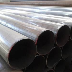 Carbon Steel tube EN 10224 welded steel pipe