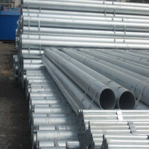 BS1387 light hot dip galvanized steel pipe