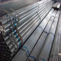 Promotion price BS4568 class 3 pre-galvanized steel pipe