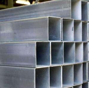 50x75 gi square steel pipe!pre galvanized  pipe steel