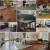 Hanflor long lifespan vinyl flooring for drawing room