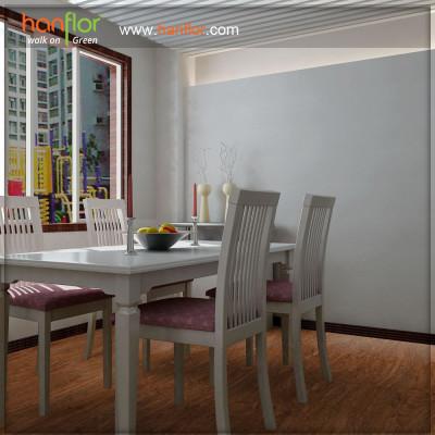 Hanflor high stability  vinyl flooring for drawing room