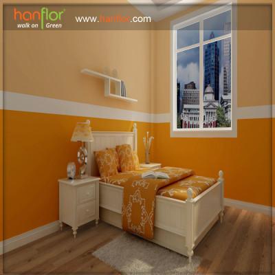 Hanflor vinyl flooring shock resistance for bedroom