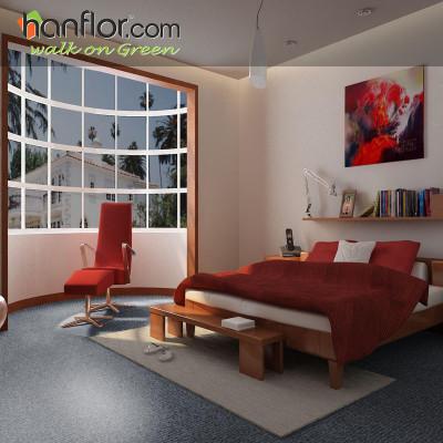 Hanflor fire resistance pvc floor for bedroom