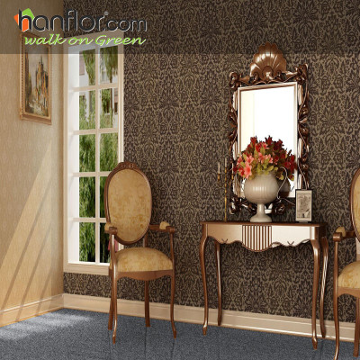 Hanflor vinyl flooring sound absorption for bedroom