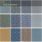 hanflor vinyl flooring tileanti-scratch for parlor HVT8120