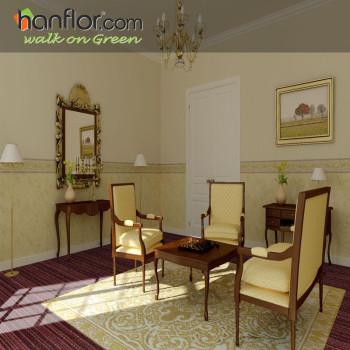 best vinyl flooring tileanti-scratch for parlor HVT8120-5