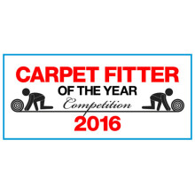 Carpet Fitter of The Year is Back