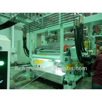 Hrpc-1300 del animal doméstico de múltiples capas de plástico línea de la hoja