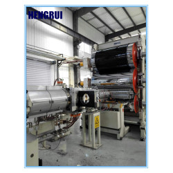 Geogrid Extrusion Machine