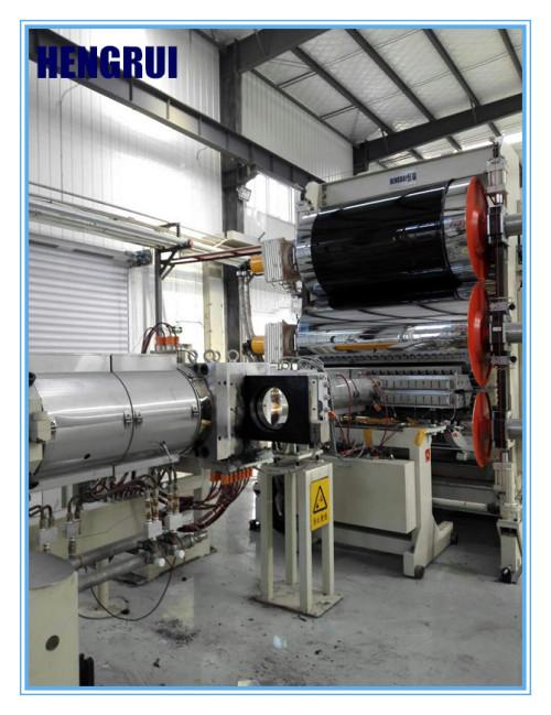 Geogrid Extrusion Machine