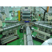PP/PS/HIPS Multi-layer Coextrusion Plastic Barrier Sheet Line