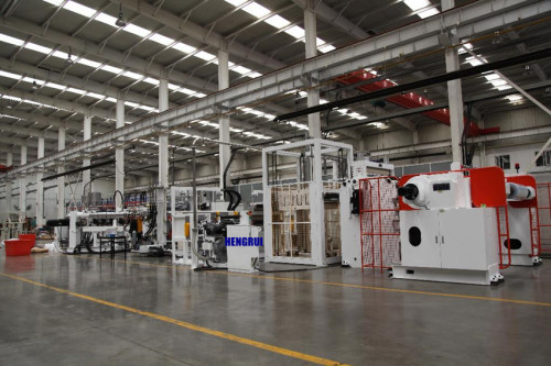 PP/PS/HIPS Multi-layer Coextrusion Plastic Compounding Sheet Line