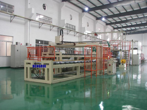 PMMA Optical Plastic Extrusion Sheet  Line