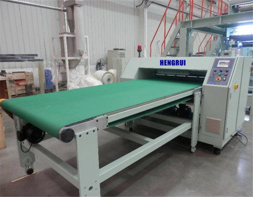 Plastic Online Automatic Cutting Machine