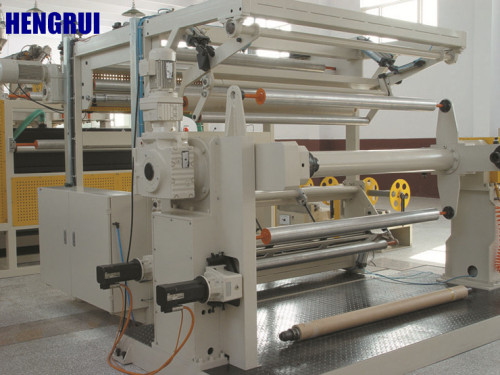3-5 layers Full-auto Multi-layer barrier Cast Film Line