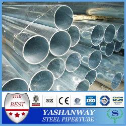 Silver YSW asme b36.10 astm a106 b tubería de acero sin costura / de acero al carbono sin costura