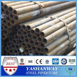 Silver YSW P235 Tr2 Din 1629 st. 37.0 P235Tr1 Din 2448 tubería de acero sin costura