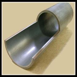Poço de água caixa 50 mm de diâmetro inoxidável tubo de aço espiral