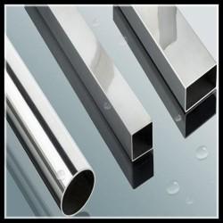 Baixo preço ASTM A35 SS316 aço inoxidável tubo quadrado